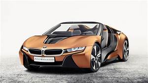 2016 CES BMW i8 Spyder Wallpaper HD Car Wallpapers