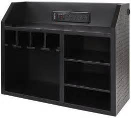 kobalt charging station and tool storage wall cabinet