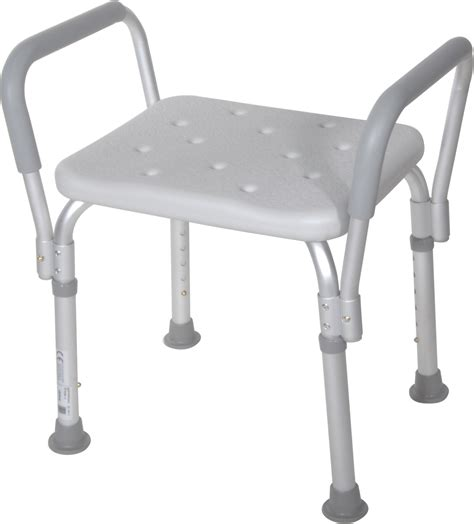 bath bench with padded arms drive