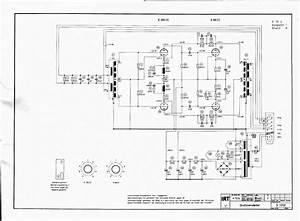 Siemens  Klangfilm Microphone  Line Amplifier V72b Best Of V72 Family