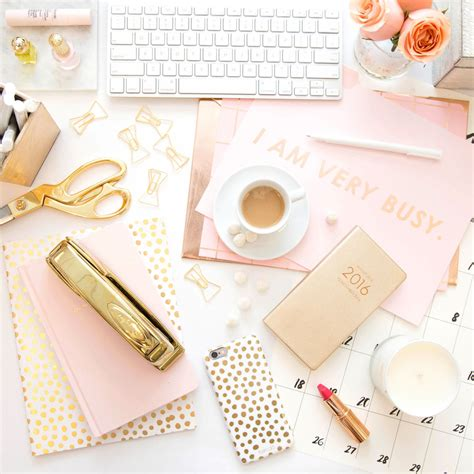cute desk accessories 25 desk accessories that will make your workspace chic af
