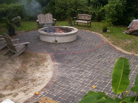 brick backyard how to relevel a brick patio 6 steps with pictures