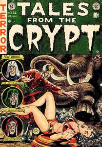 Tales From the Crypt Comic Book Horror
