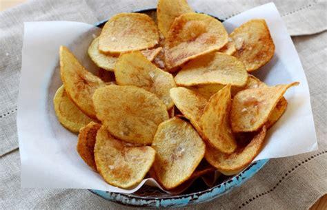 recette chips maison en pas  pas