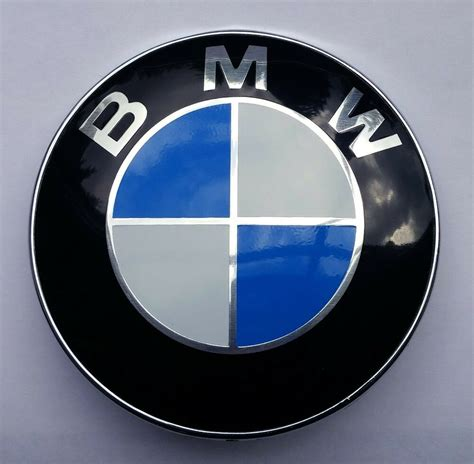 Bmw Roundel Emblem by 82mm Bmw Trunk Roundel Emblem Standard Stock Logo