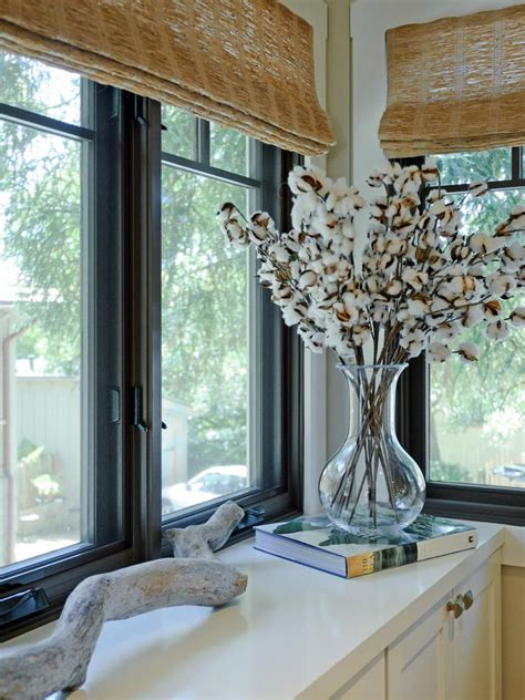 sunroom furnishing ideas 10 top window treatment trends hgtv