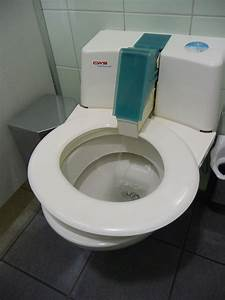 Automatic Self-clean Toilet Seat