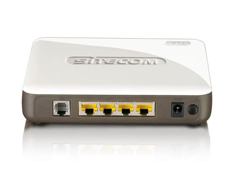Sitecom Wireless Modem Router 150n X1 (pure E-motion X