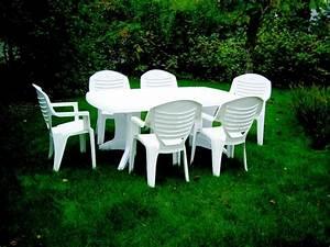 Ensemble De Jardin Pas Cher : ensemble table et chaise jardin pas cher l 39 univers du jardin ~ Dailycaller-alerts.com Idées de Décoration