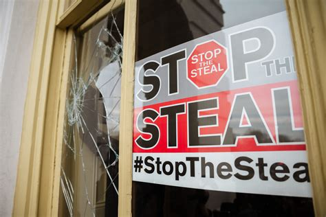 'Stop the Steal' Organizer Won't Disavow Capitol Mob ...