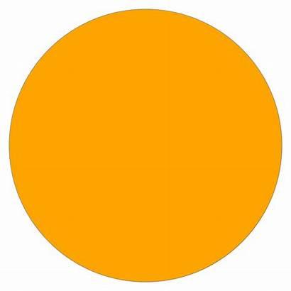 Dot Orange Location Svg