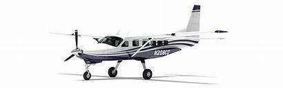 Cessna Caravan 208 Aircraft Interior Seating Exterior