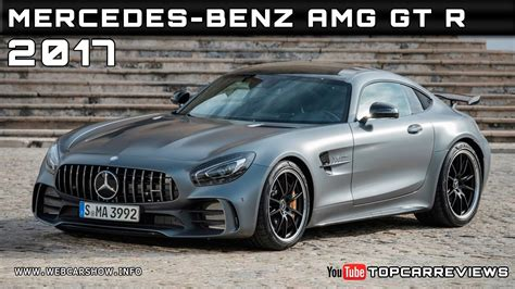 2017 Mercedes-benz Amg Gt R Review Rendered Price Specs