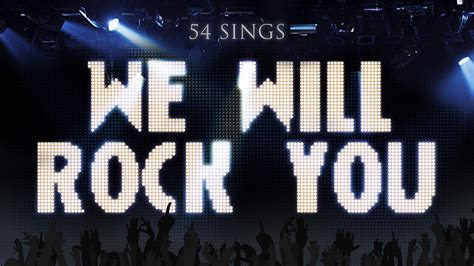 We Will Rock You Images,