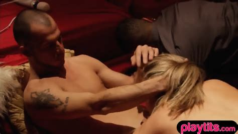 Young Amateur Couple Tries Swinger Sex For The First Time