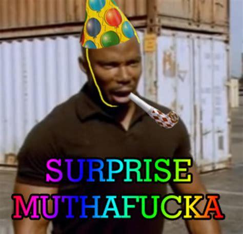 Suprise Mother Fucker Meme - image 296437 james doakes quot surprise motherfucker quot know your meme
