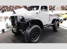 1941 Dodge Military Power Wagon