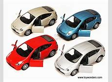 toyota Prius Hard Top by Kinsmart 134 scale diecast model