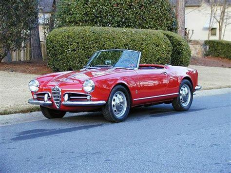 1959 Alfa Romeo by 1959 Alfa Romeo Giulietta Spider Giulietta Spider