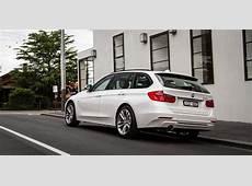 2015 BMW 318d Touring Review photos CarAdvice
