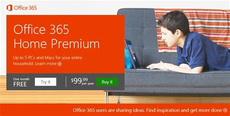 Office 365 Yearly Subscription by Office 365 Home Premium Debuts Yearly Subscription Costs