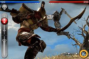New infinity blade update adds multiplayer arena for New infinity blade update adds multiplayer arena