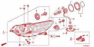Headlight Hid Electrical Equipments Exhaust Heater 22