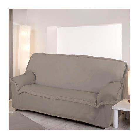 housse canape 2 places avec accoudoir pas cher