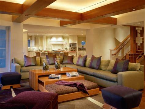 beleuchtung wohnzimmer decke indirekte beleuchtung