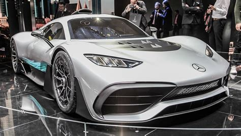Project 1 Mercedes by Mercedes Amg Project One