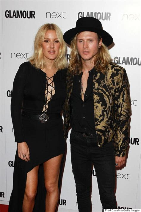Ellie Goulding And Dougie Poynter 'Taking A Break' After ...