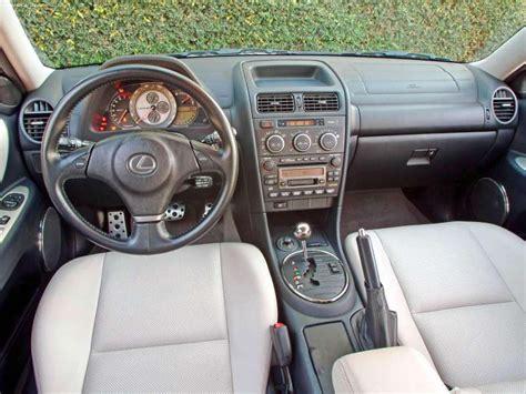 lexus is300 interior lexus is300 sportdesign edition picture 13 of 19
