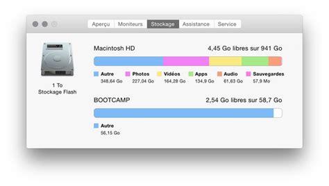 afficher disque dur bureau mac 5 façons très efficaces de récupérer de l 39 espace disque