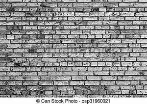 Mur Brique Blanc : mur brique noir blanc texture ~ Mglfilm.com Idées de Décoration