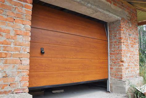 garage door won t open 5 reasons a garage door won t open in cold weather