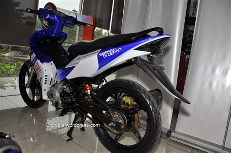 Balap Modifikasi by Kumpulan Modifikasi New Jupiter Mx Thailook Terlengkap