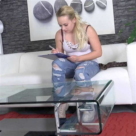 Blonde Fucked At Porn Casting Czech Gay City