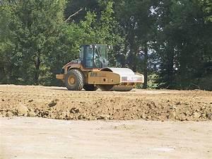 Zemní práce písek