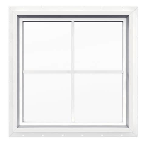 high quality ceiling fans shop jeld wen v 4500 square new construction window rough