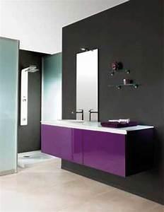 impressionnant meuble salle de bain design italien With meuble salle de bain italien