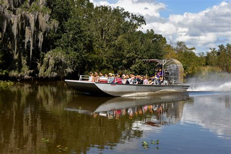 Airboat Alligator Tour by New Orleans Sw Tours Near You Alligator Tour