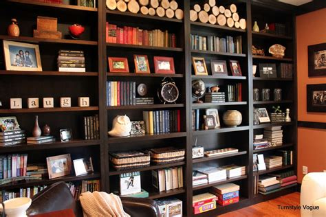 books for decoration on shelves 10 fabulous before and afters