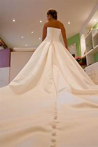 pronovias mod georgia weddalia With sell my wedding dress to a store