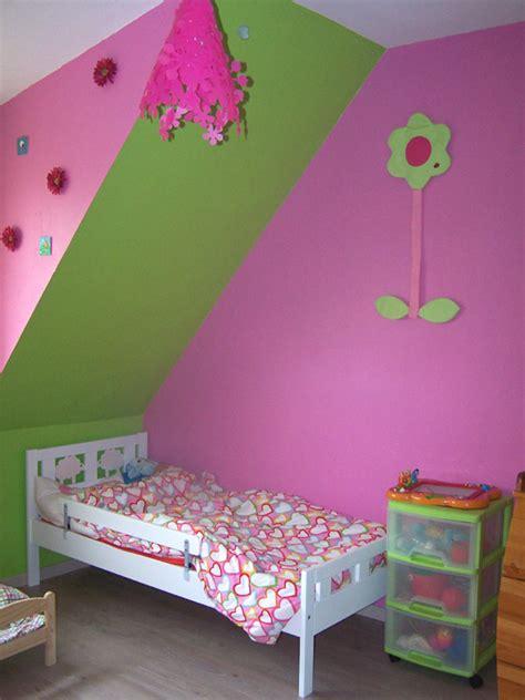 chambre bébé 2 ans décoration chambre fille 2 ans
