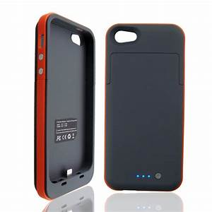 4200mah External Battery Backup Case Charger Pack Power