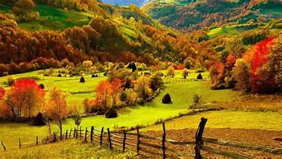 Country Scenes Fall