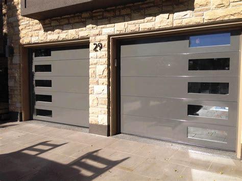 modern garage doors   schmidt gallery design