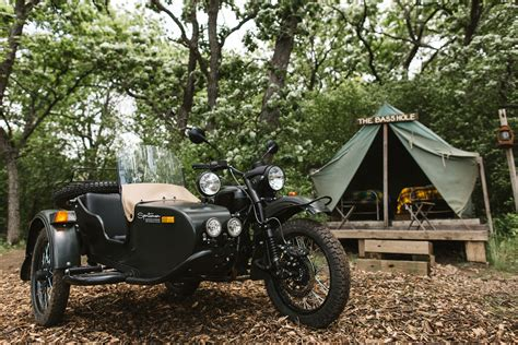Ural Gear Up 4k Wallpapers by 古き良きアメリカの香りを残す 本格キャンパー仕様のサイドカー Ural Motorcycles Quot C