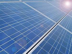 Tout sur le panneau solaire photovoltaïque - Informations ...