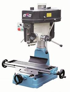 Zx7032 Bench Drilling And Milling Machine Bench Drilling